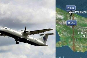 Szcz�tki indonezyjskiego samolotu odnalezione. Na pok�adzie by�y 54 osoby