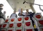 Po wyborach mera Moskwy: Nawalny protestuje, Sobianin sk�ada przysi�g�
