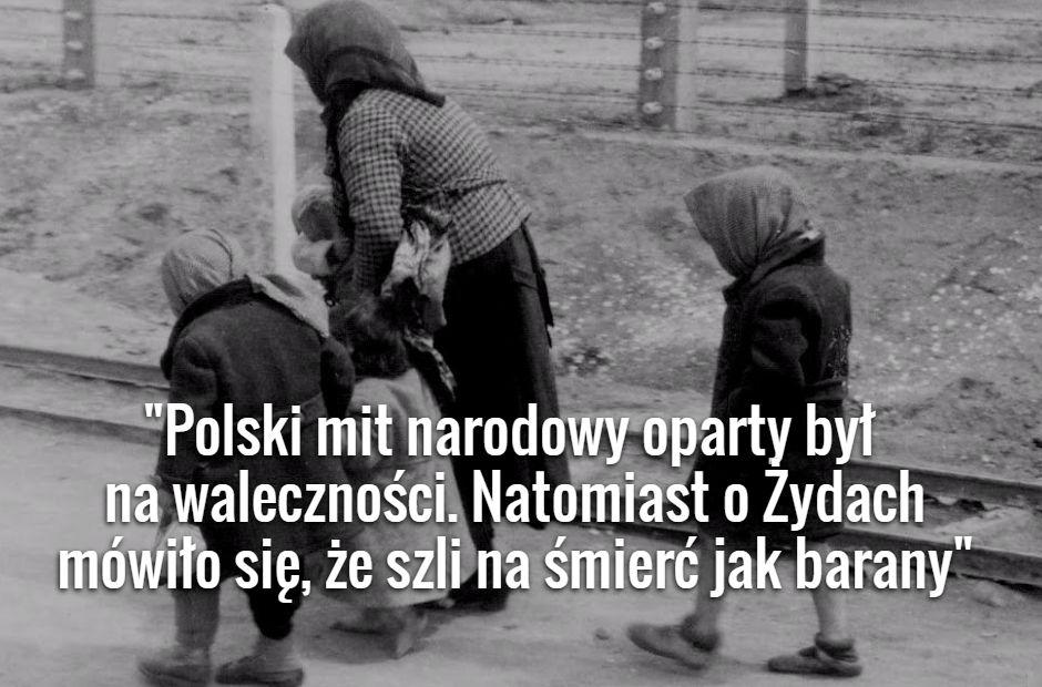 W drodze do komory gazowej, KZ Auschwitz-Birkenau - maj/czerwiec 1944 (zdjęcie wykonane przez SS-mana Bernharda Waltera za zgodą Eichmanna) / CC BY-SA 3.0