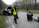 Sprawca tragedii w Klamrach nie b�dzie zeznawa�