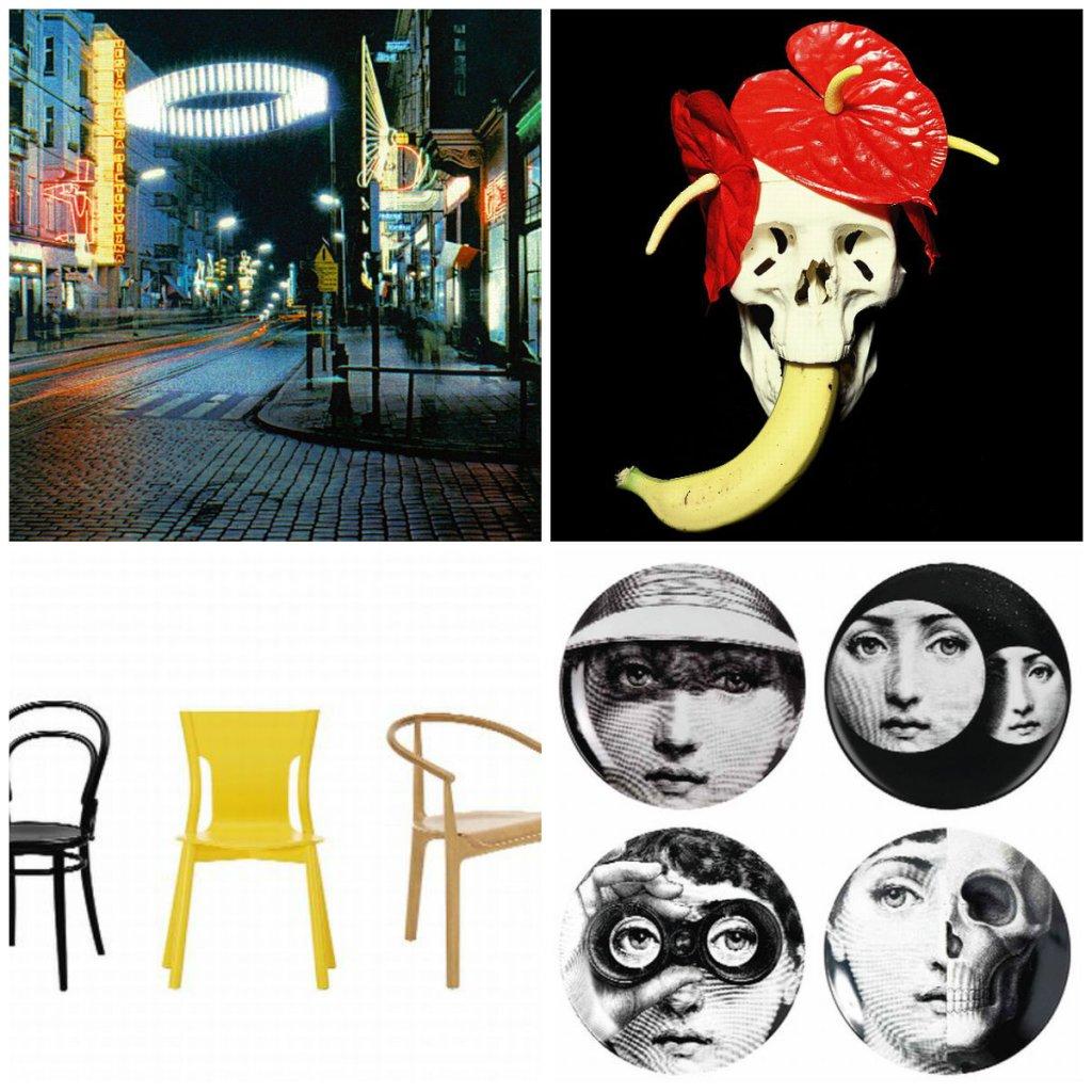 Wystawy, trendy, sztuka