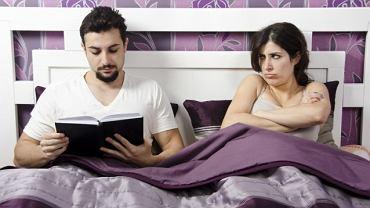 Mężczyźni też nie zawsze są chętni. Czasem stoi za tym brak nastroju lub zmęczenie, czasem powodem mogą być zaburzenia seksualne, a nawet choroby
