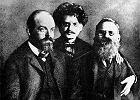 Izrai� Helphand: bolszewicki bur�uj. Historia rewolucyjna