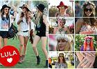 Festiwal Coachella: Kwiaty we w�osach, pomys�owy manikiur i ozdobne opaski