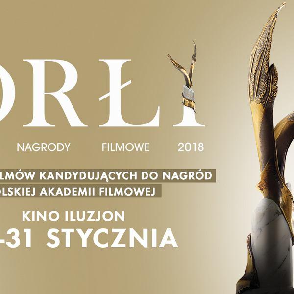 Orły 2018 - Przegląd Filmów Kandydujących do Nagród Polskiej Akademii Filmowej