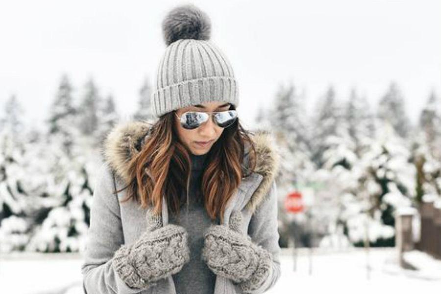 f9230dab6068 Ciepłe i wygodne ubrania na zimowe dni - jak się ubrać