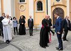 Prezydent Andrzej Duda na dożynkach jasnogórskich: To dla mnie zaszczyt, że tu jestem