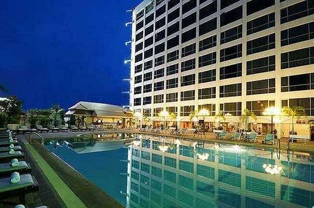 Hotel w Bangkoku, w którym zatrzymali się Polacy