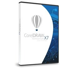 CorelDRAW Technical Suite - wersja X7