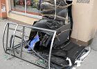 W�amywacze wysadzili bankomat. Trwa policyjny po�cig [ZDJ�CIA]