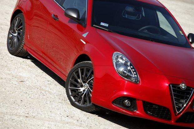 Alfa Romeo Giulietta QV   Test   Cena uczu�
