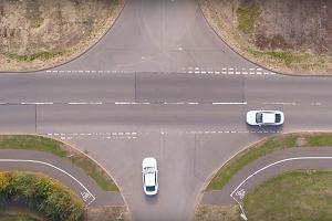 Ford pokazał, jak wyglądałby świat bez sygnalizacji świetlnej