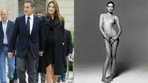 Carla Bruni, zanim została Pierwszą Damą Francji, była znaną modelką i piosenkarką. W 2008 roku wyszła za mąż za ówczesnego prezydenta trójkolorowych, Nicolasa Sarkozy. Zobaczcie, jak dużą przeszła metamorfozę od początku swojej kariery.