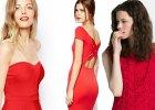 Czerwone sukienki na lato