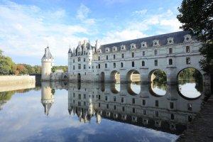 Pomysł na listopadową podróż: bajkowe zamki nad Loarą