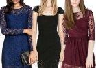 Koronkowe sukienki: eleganckie i kobiece