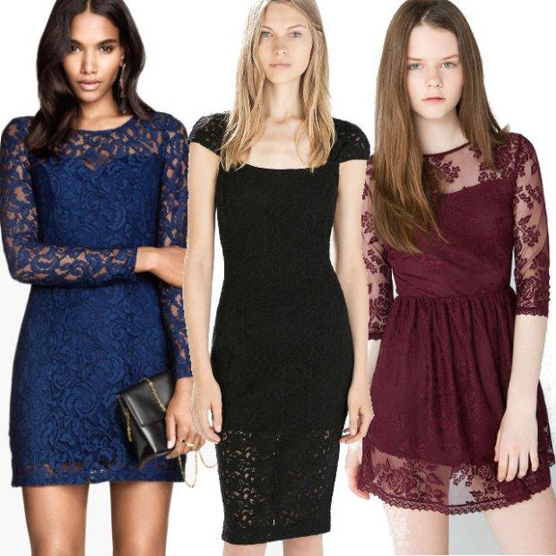 b589863df7 Koronkowe sukienki  eleganckie i kobiece