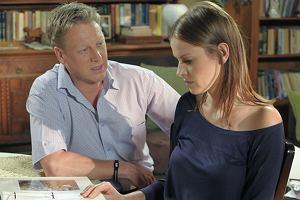 Kadr z serialu 'Pierwsza miłość'