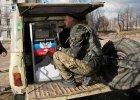 Ukraina: Koniec g�osowania w separatystycznych wyborach. Pieni��ek: Wyniki sumuj� si� do 100,1 proc.!