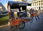 BikeCafe, czyli kawa prosto z... rowerowej kawiarni