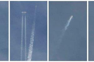 """Katastrofa SpaceShipTwo: Nie by�o jednak eksplozji nad pustyni�. Ale jeden z system�w uruchomi� si� """"bez polecenia"""""""