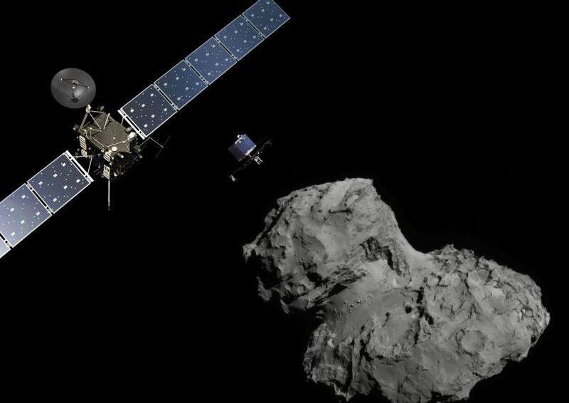 Rosetta, Philae i kometa Czuriumow -Gierasymienko.