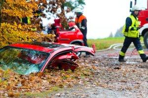 Kronika wypadków drogowych
