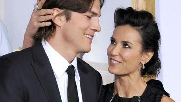 """Kiedy świat obiegła informacja o związku Demi Moore i Ashtona Kutchera, pomyślałam sobie: """"Brawo!"""""""