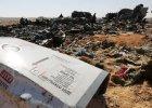 Rosyjskie �r�d�a: samolot z 224 pasa�erami rozpad� si� ju� w powietrzu