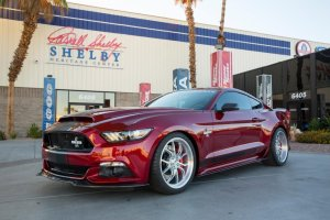 Shelby Super Snake | Mocy nigdy do��