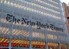 """""""New York Times"""" wraca do Warszawy. Kierownikiem biura b�dzie laureat Pulitzera"""