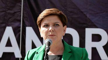Duda skar�y� si� Niemcom na Polsk�? Szyd�o u Olejnik: Prezydent wyrazi� trosk� o obywateli...
