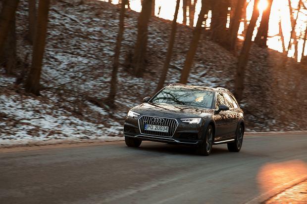 Audi A4 Allroad 2.0 TFSI   Test długodystansowy, cz. I   Wybór nieoczywisty