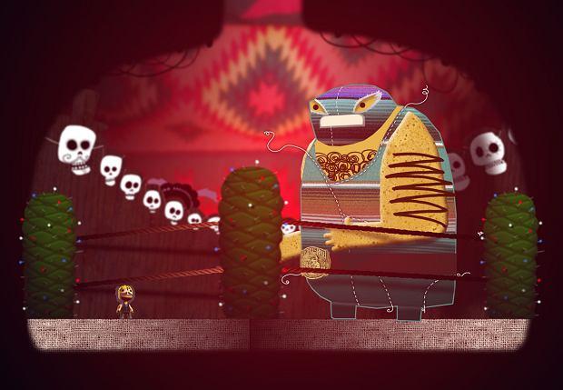 LittleBigPlanet - kadry z gry