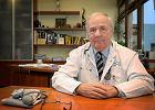 Prof. Lech Polo�ski: Chorzy lubi�, kiedy doktor jest normalny