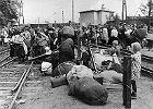 Pruszków '44: drugie piekło warszawiaków. Z powstania warszawskiego prosto do obozu przejściowego trafiło ok. 600 tys. osób