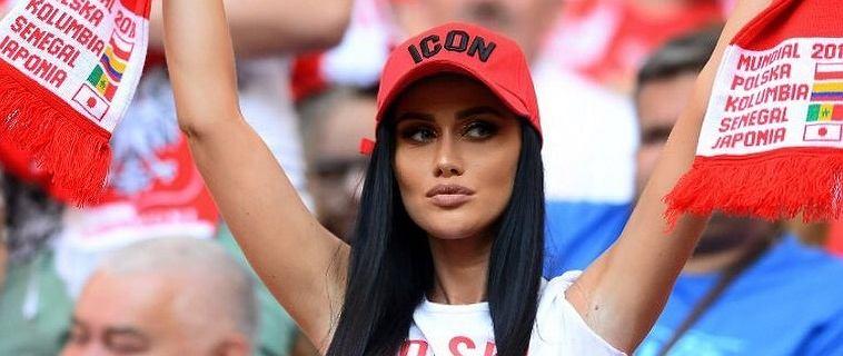 Miss mundialu Karolina Emus podbija serca kibiców w Rosji