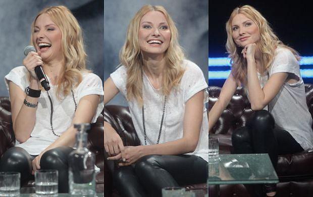 Moro u Wojew�dzkiego: Mam fajne, ma�e dzieci i m�a. 8 rzeczy, kt�rych nie wiecie o serialowej Annie German!
