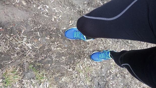 test butów do biegania, mizuno bieganie