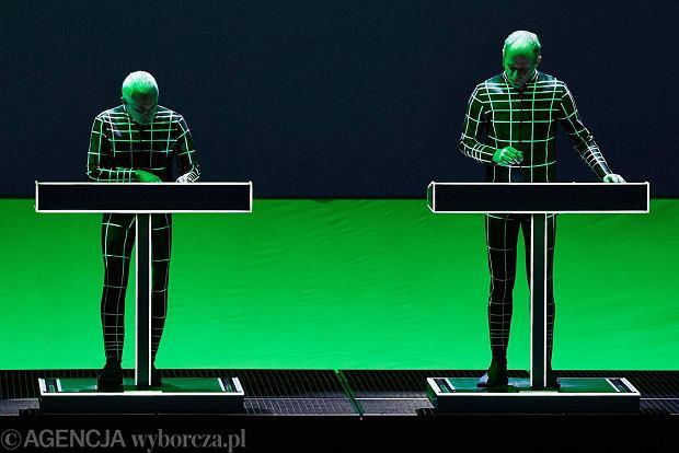 Syntetyczne elektro: Kraftwerk w Operze Le�nej [ZDJ�CIA]
