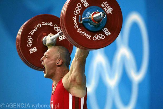 Szymon Kołecki oficjalnie ze złotym medalem igrzysk w Pekinie