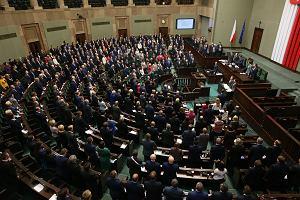 Państwowa Inspekcja Pracy: Nie stwierdzono uchybień podczas pracy nocnej Sejmu