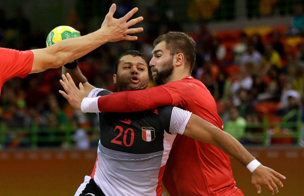 Piłka ręczna. Polska - Egipt na igrzyskach olimpijskich w Rio de Janeiro