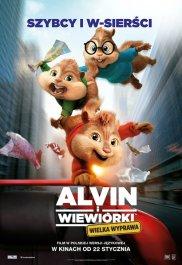 Alvin i wiewi�rki: Wielka wyprawa - baza_filmow