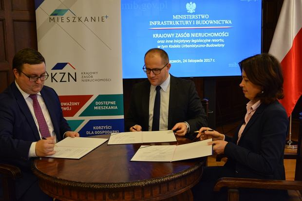 Świnoujście i 20 zachodniopomorskich gmin przyłączyło się do programu Mieszkanie Plus