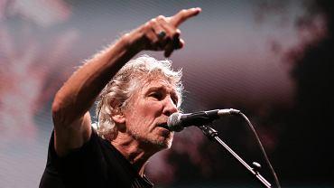 Roger Waters na koncercie w Krakowie