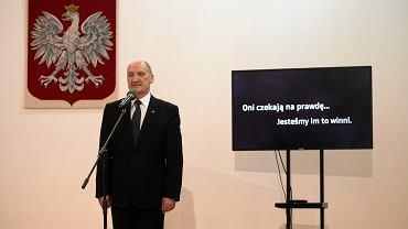Antoni Macierewicz powołał podkomisję smoleńską przy Komisji Badania Wypadków Lotniczych Lotnictwa Państwowego