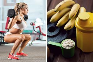5 produktów, po które najlepiej sięgać przed treningiem. Zawsze