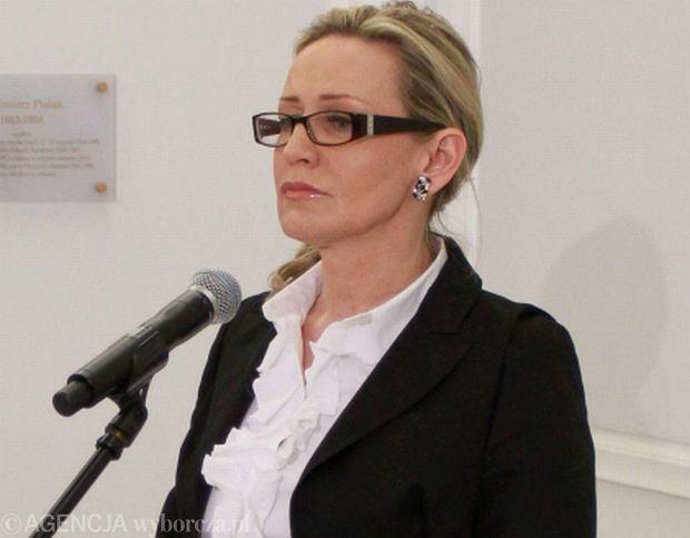 Iwona Sulik nowym rzecznikiem rz�du