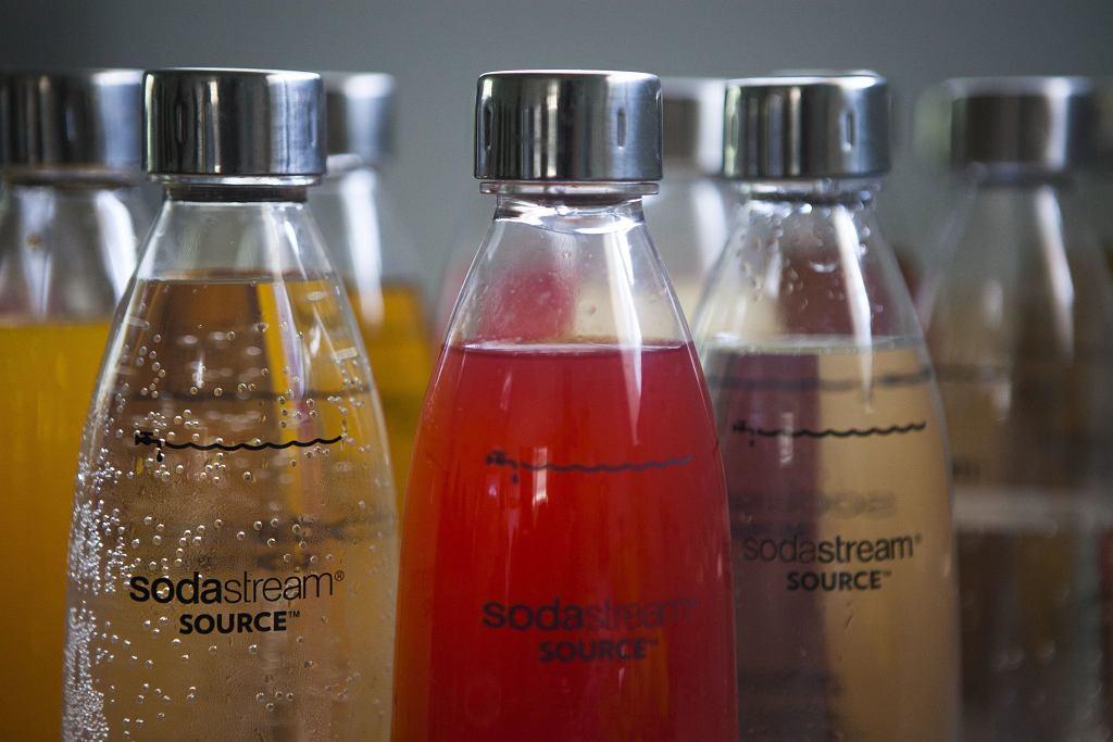 Napoje SodaStream